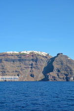 Firostefani Santorini | Cycladen Griekenland  | Foto 0064 - Foto van De Griekse Gids