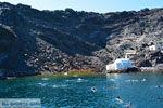 Palia en Nea Kameni Santorini | Cycladen Griekenland  | Foto 77 - Foto van De Griekse Gids