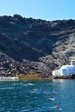 Palia en Nea Kameni Santorini | Cycladen Griekenland  | Foto 79 - Foto van De Griekse Gids