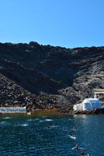 Palia en Nea Kameni Santorini   Cycladen Griekenland    Foto 80 - Foto van De Griekse Gids
