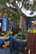 Ergens langs de weg op Santorini | Cycladen Griekenland | Foto 4 - Foto van De Griekse Gids