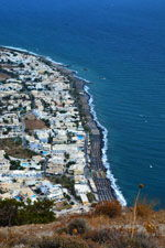 Oud-Thira Santorini | Cycladen Griekenland | Foto 13 - Foto van De Griekse Gids