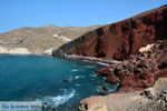 Red Beach Akrotiri Santorini   Cycladen Griekenland   Foto 187 - Foto van De Griekse Gids