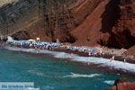 Red Beach Akrotiri Santorini | Cycladen Griekenland | Foto 189 - Foto van De Griekse Gids