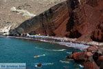 Red Beach Akrotiri Santorini | Cycladen Griekenland | Foto 190 - Foto van De Griekse Gids