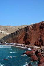 Red Beach Akrotiri Santorini | Cycladen Griekenland | Foto 192 - Foto van De Griekse Gids