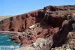 Red Beach Akrotiri Santorini | Cycladen Griekenland | Foto 195 - Foto van De Griekse Gids