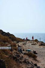 Red Beach Akrotiri Santorini | Cycladen Griekenland | Foto 199 - Foto van De Griekse Gids