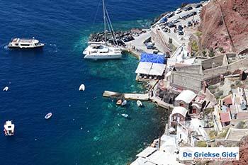 Ammoudi Santorini Cycladen foto 3 - Foto van De Griekse Gids