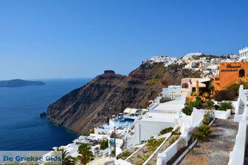 Firostefani Santorini | Cycladen Griekenland  | Foto 0006 - Foto van De Griekse Gids