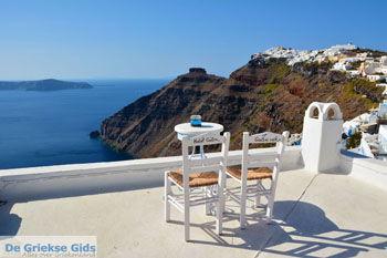 Firostefani Santorini | Cycladen Griekenland  | Foto 0041 - Foto van De Griekse Gids