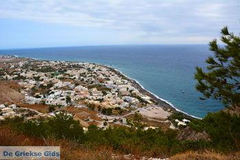 Kamari Santorini | Cycladen Griekenland  | Foto 0091 - Foto van De Griekse Gids