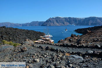 Palia en Nea Kameni Santorini | Cycladen Griekenland  | Foto 8 - Foto van De Griekse Gids