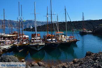 Palia en Nea Kameni Santorini | Cycladen Griekenland  | Foto 64 - Foto van De Griekse Gids