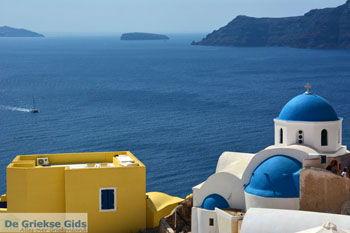 Oia Santorini | Cycladen Griekenland | Foto 1004 - Foto van https://www.grieksegids.nl/fotos/santorini/normaal/oia-santorini-005.jpg