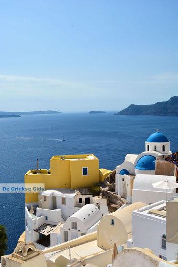 Oia Santorini   Cycladen Griekenland   Foto 1006 - Foto van De Griekse Gids