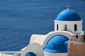 Oia Santorini   Cycladen Griekenland   Foto 1007 - Foto van De Griekse Gids