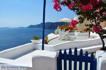 Oia Santorini | Cycladen Griekenland | Foto 1030 - Foto van De Griekse Gids