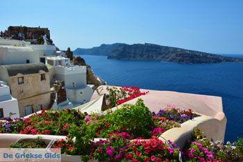 Oia Santorini | Cycladen Griekenland | Foto 1074 - Foto van De Griekse Gids