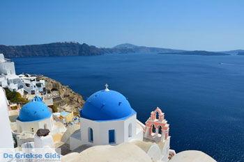Oia Santorini | Cycladen Griekenland | Foto 1107 - Foto van De Griekse Gids