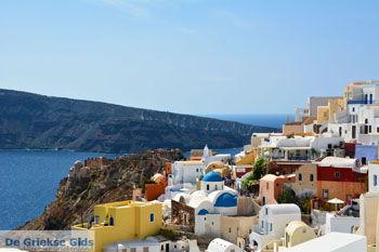 Oia Santorini | Cycladen Griekenland | Foto 1114 - Foto van De Griekse Gids