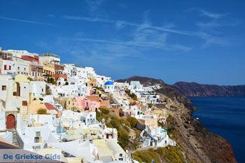 Oia Santorini   Cycladen Griekenland   Foto 1166 - Foto van De Griekse Gids