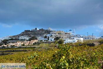 Pyrgos Santorini | Cycladen Griekenland | Foto 180 - Foto van De Griekse Gids