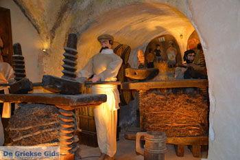 Wijnmuseum Santorini | Cycladen Griekenland | Foto 339 - Foto van https://www.grieksegids.nl/fotos/santorini/normaal/wijnmuseum-santorini-023.jpg