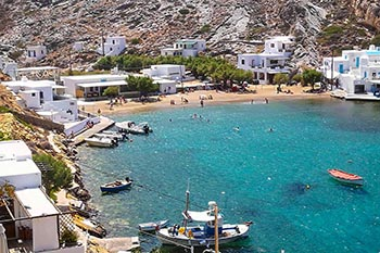 Cheronissos Sifnos - Cycladen foto 5 - Foto van Annemieke Hilarius