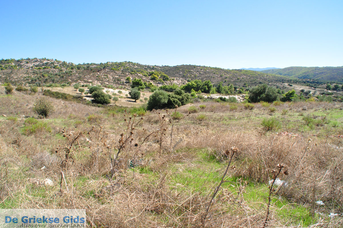 foto Onderweg van Nikiti naar Ormos Panagias   Chalkidiki   De Griekse Gids foto 2