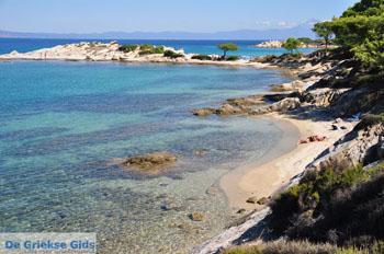 Stranden en natuur bij Vourvourou | Sithonia Chalkidiki | Griekenland 28 - Foto van De Griekse Gids