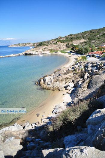 Natuur stranden bij Sykia en Paralia Sykias | Sithonia Chalkidiki | Foto 7