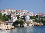 Met de boot naar Skiathos-stad foto 6