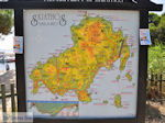 De kaart van Skiathos - Foto van De Griekse Gids