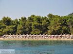 Het zandstrand van Koukounaries - Skiathos - foto 6 - Foto van De Griekse Gids