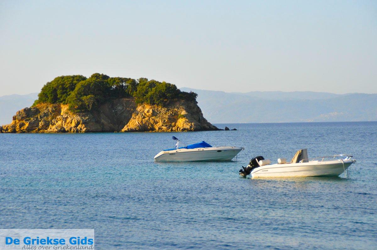 foto Troulos beach | Skiathos Sporaden Griekenland foto 2