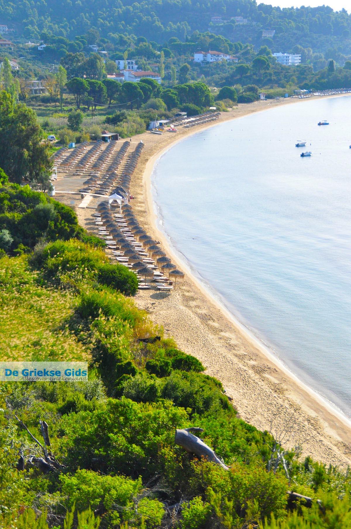 foto Aghia Paraskevi (Platanias beach) | Skiathos Sporaden | De Griekse Gids foto 3