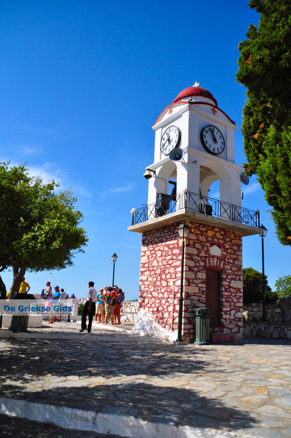 foto Skiathos stad | Skiathos Sporaden Griekenland foto 20