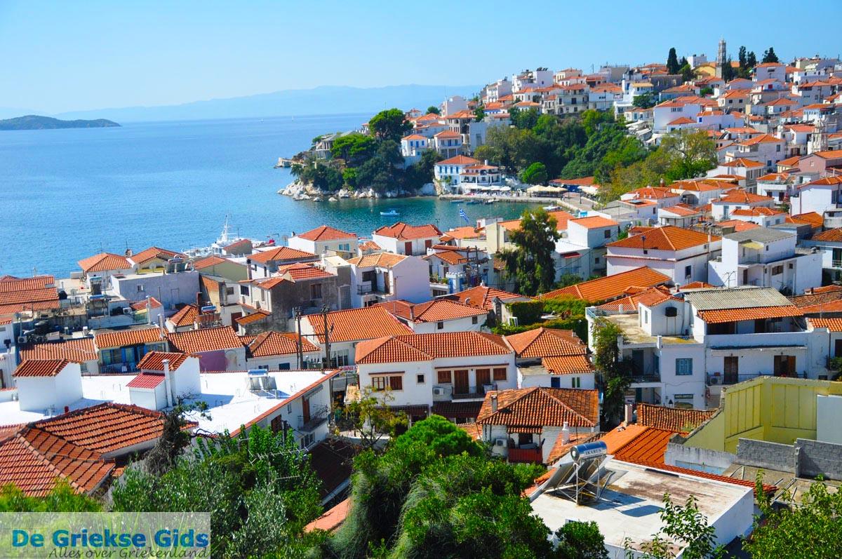 foto Skiathos stad | Skiathos Sporaden Griekenland foto 25