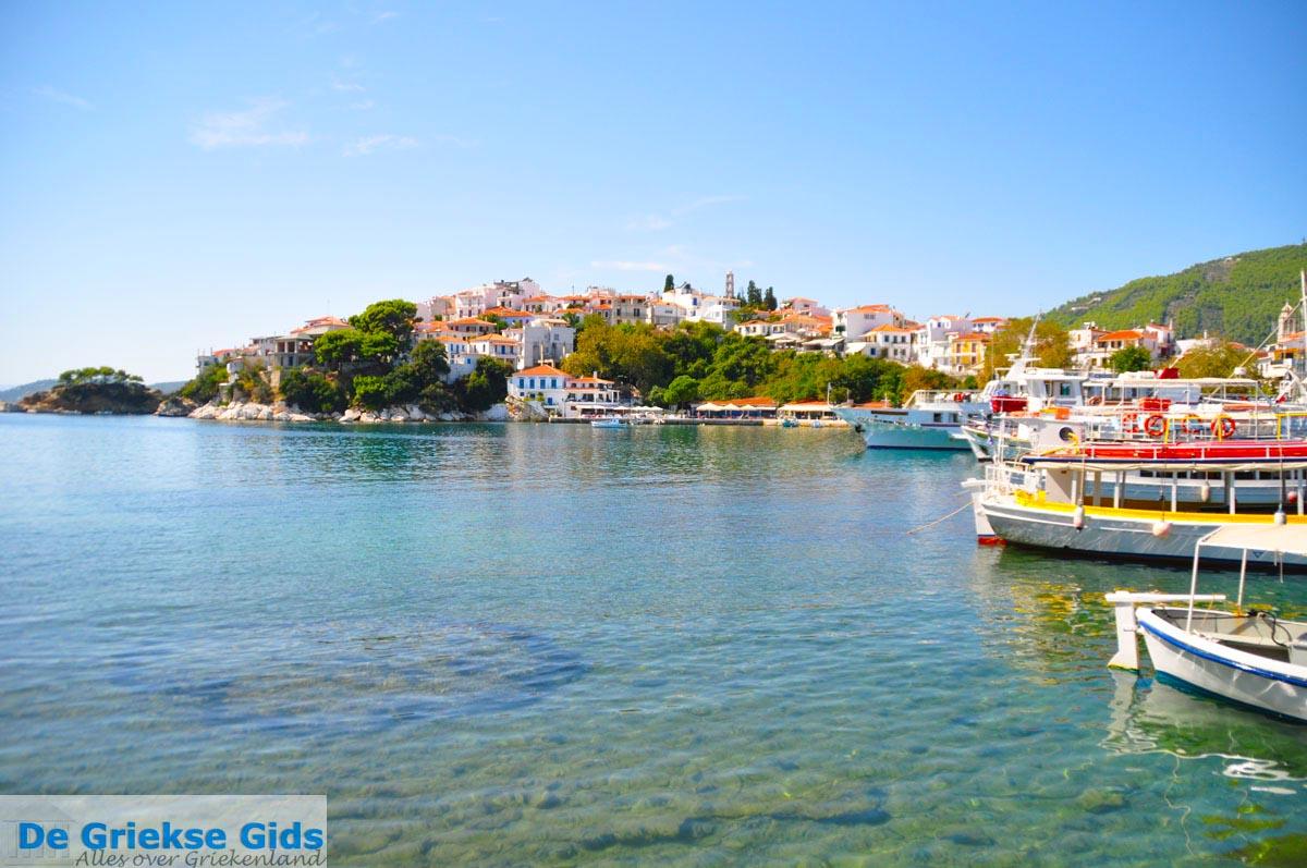 foto Skiathos stad | Skiathos Sporaden Griekenland foto 50