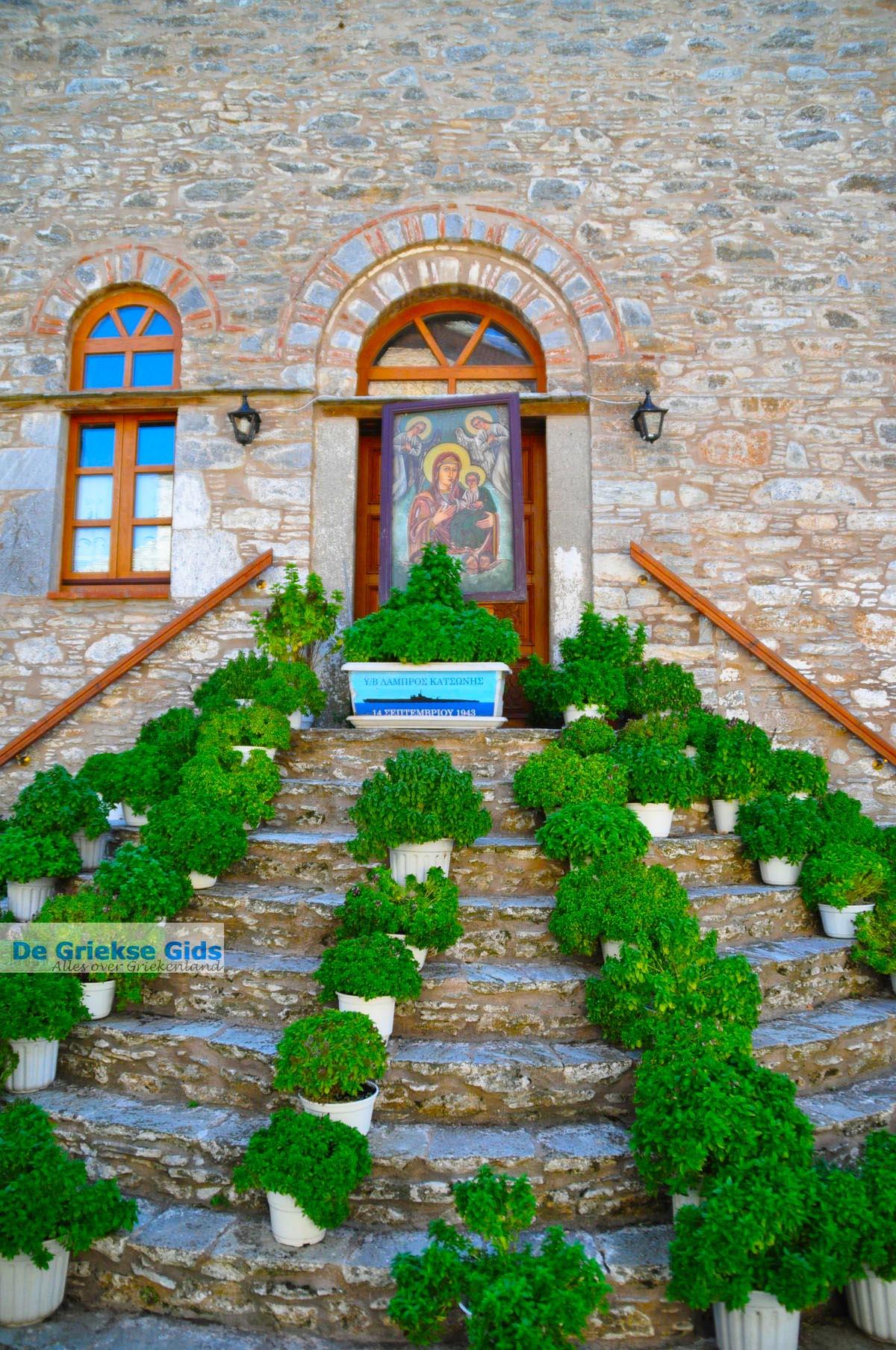 foto Klooster Evangelistria Skiathos   Skiathos Sporaden Griekenland foto 9