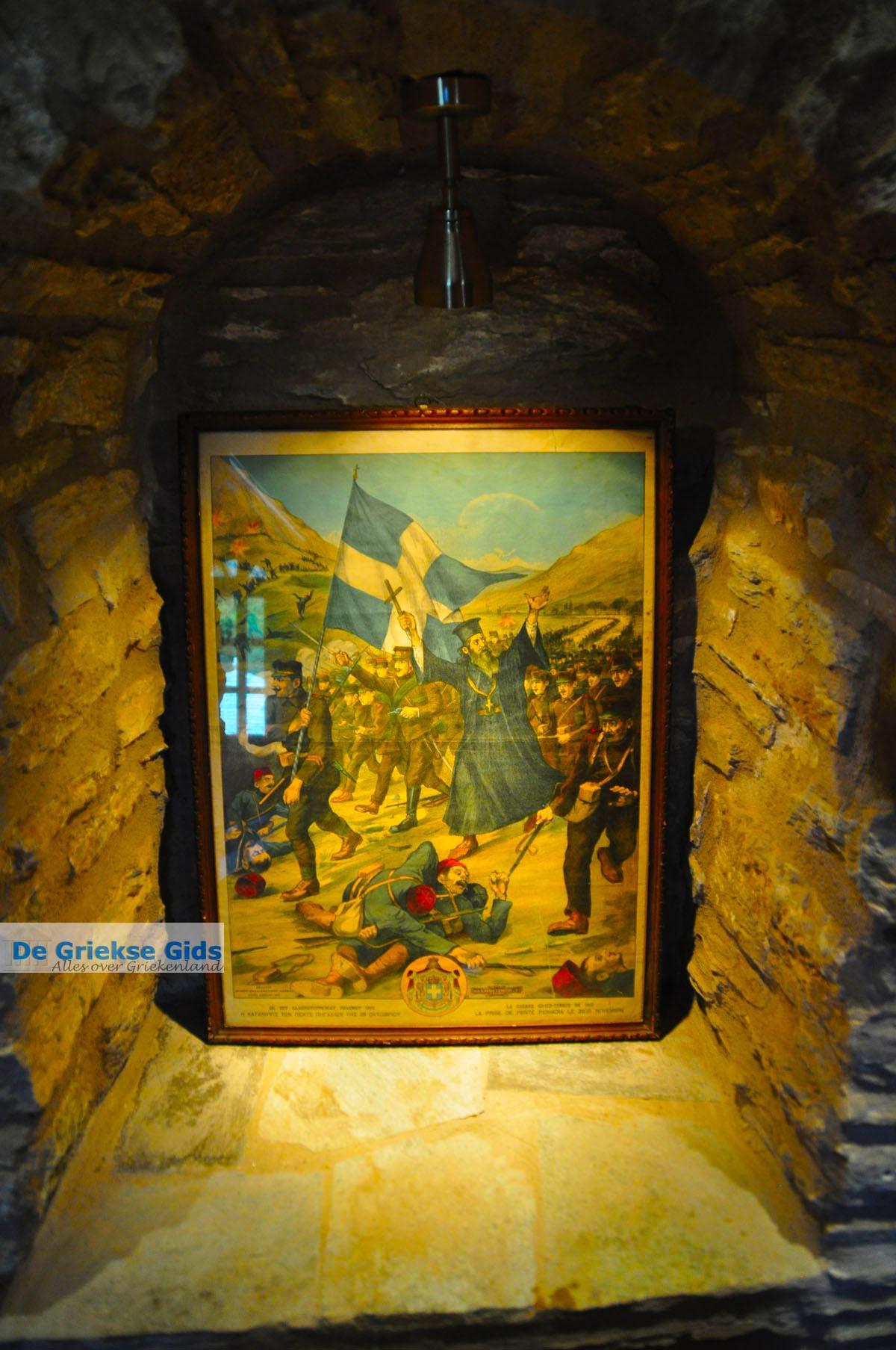 foto Klooster Evangelistria Skiathos | Skiathos Sporaden | De Griekse Gids foto 29