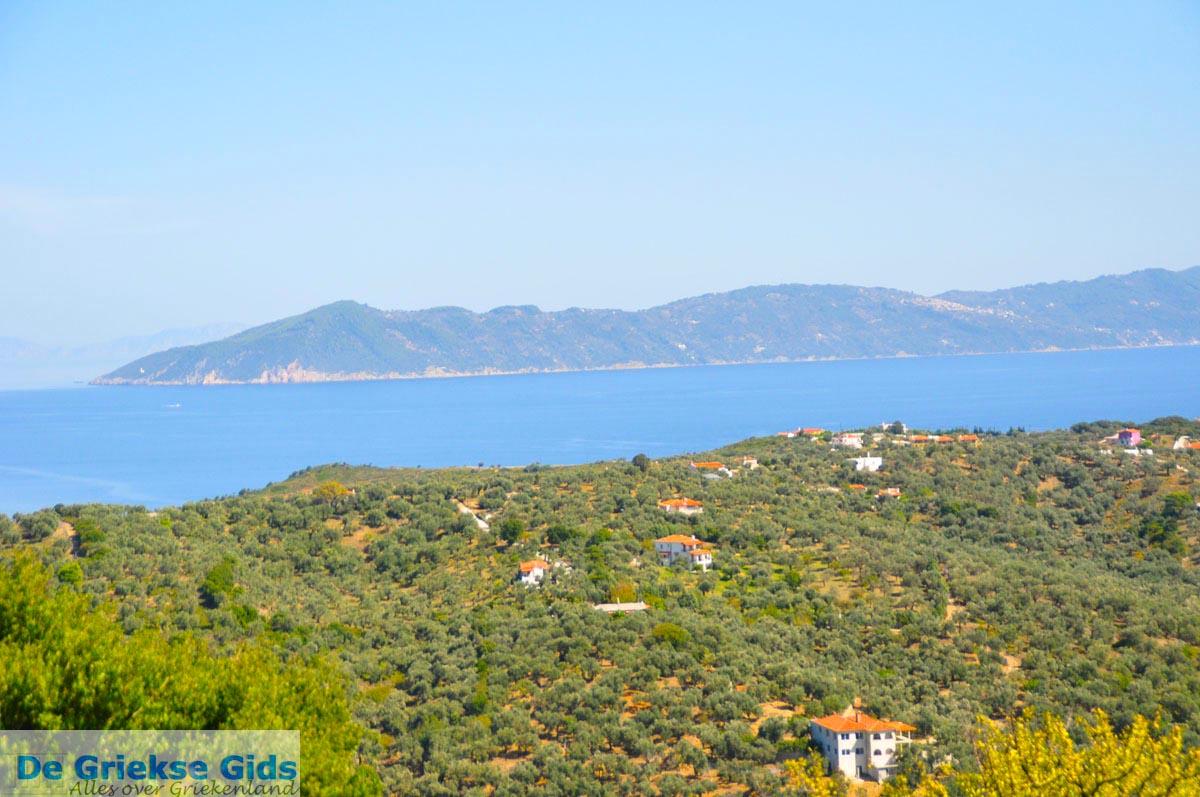foto Skiathos stad en eilandjes tegenover | Sporaden | De Griekse Gids foto 1