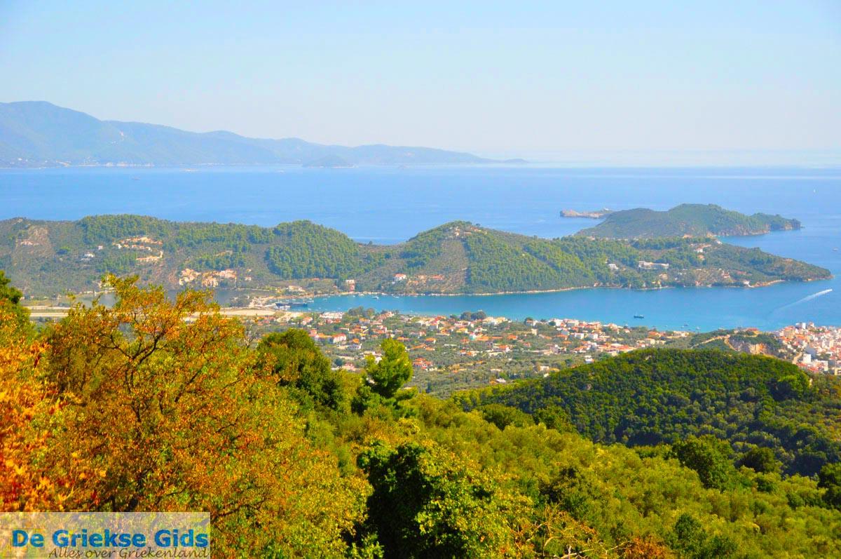 foto Skiathos stad panorama foto | Sporaden | De Griekse Gids foto 1