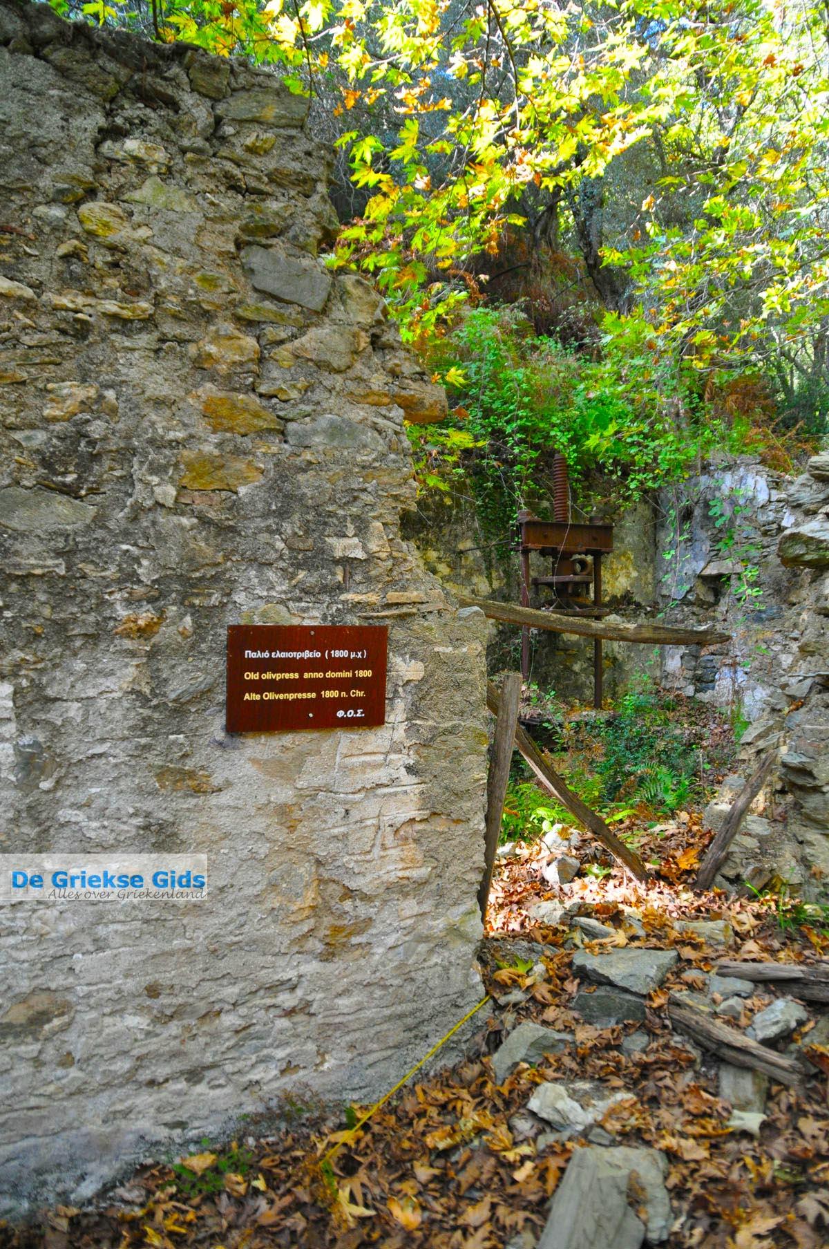 foto Wandelpaden bij Klooster Kechria | Skiathos Sporaden Griekenland foto 11