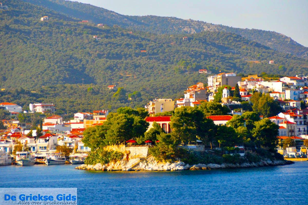 foto Skiathos stad | Skiathos Sporaden Griekenland foto 73