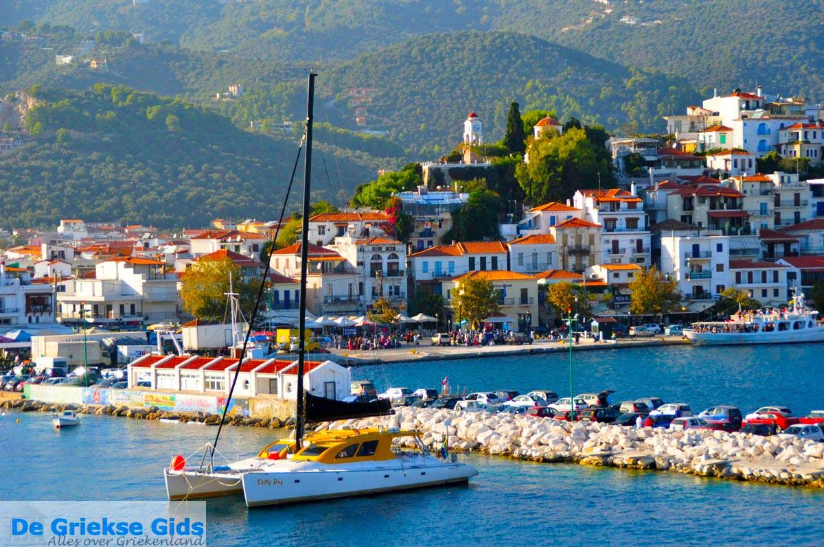 foto Skiathos stad | Skiathos Sporaden Griekenland foto 77
