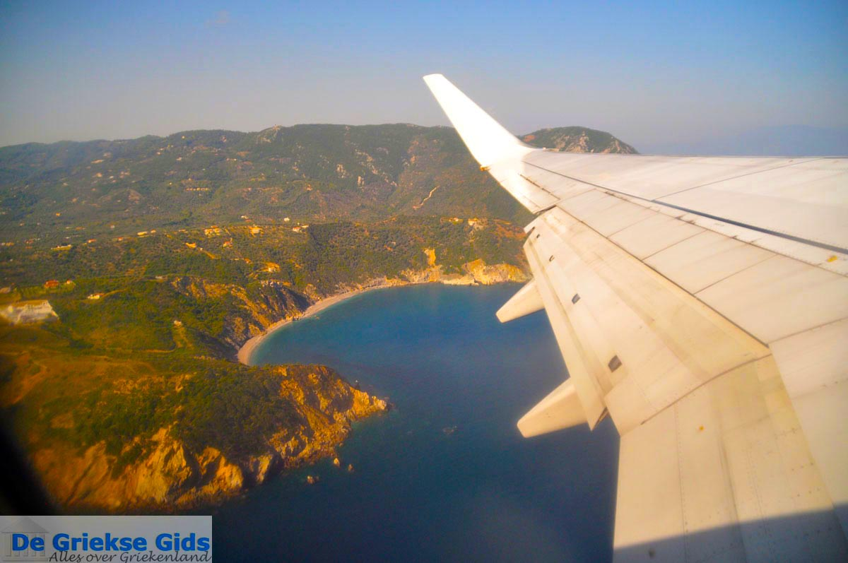 foto Sunweb Transavia vliegtuig | Skiathos Sporaden | De Griekse Gids foto 5