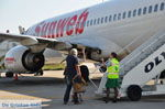 Sunweb Transavia vliegtuig | Skiathos Sporaden | De Griekse Gids foto 2 - Foto van De Griekse Gids
