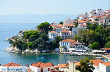 Skiathos stad | Skiathos Sporaden | De Griekse Gids foto 31 - Foto van De Griekse Gids